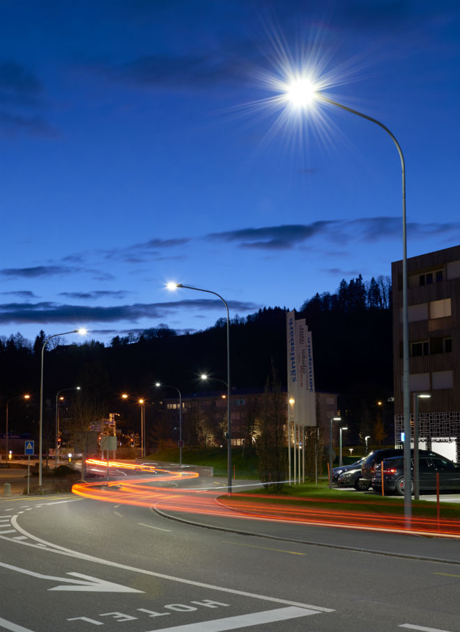 Revolutionising public lighting